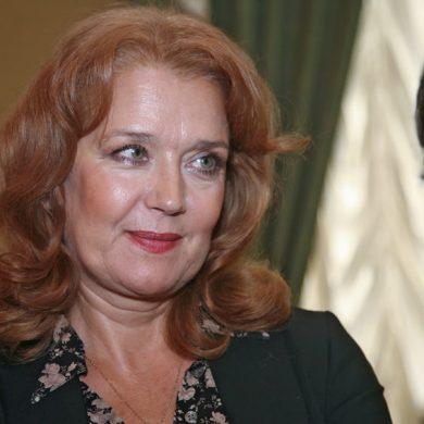 Ирина Алферова о браке с Александром Абдуловым