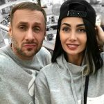 Жена кикбоксера Александра Липового опять беременна