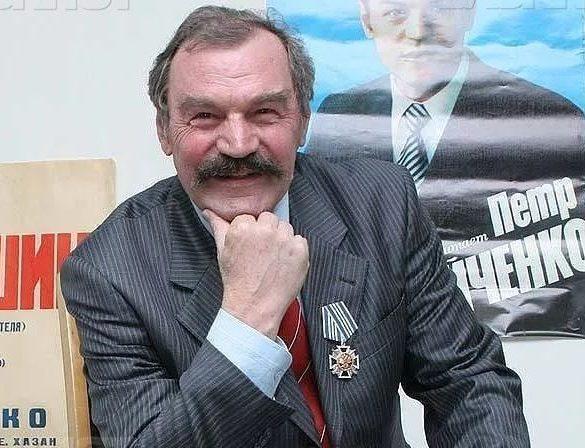 Петр Зайченко