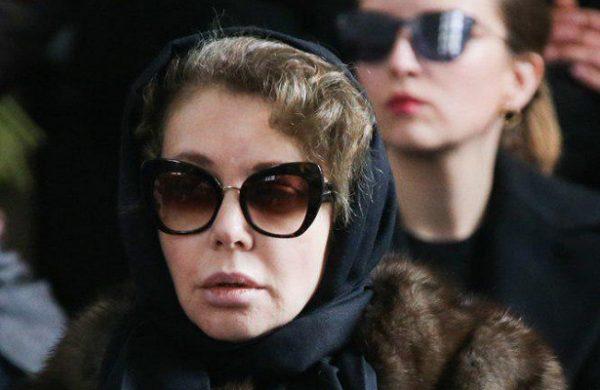 Божена Рынска назвала настоящую причину смерти Малашенко