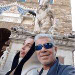 """Газманова из Флоренции """"тянет"""" на сцену"""