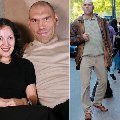 Жена Николая Валуева выдвинула ему ультиматум перед женитьбой