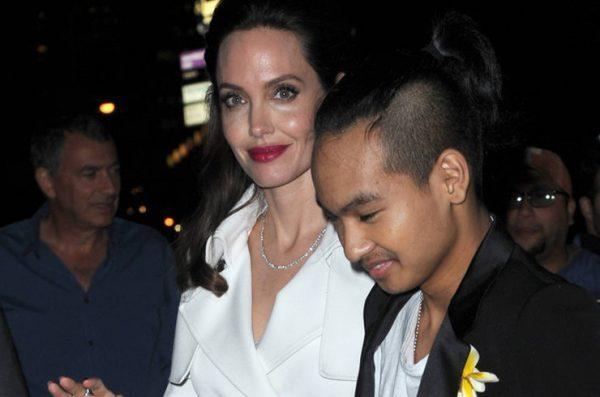 Анджелина Джоли завещала все наследство старшему сыну