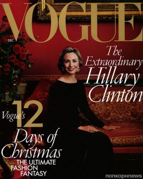 "Анна Винтур: ""Никогда Мелани Трамп не будет на обложке Vogue!"""