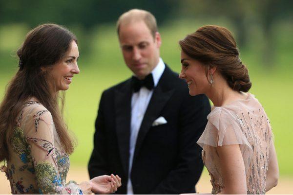 Кейт Мидлтон приревновала Уильяма к подруге и прекратила общение с ней