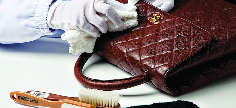 Кожаные сумки: советы по уходу