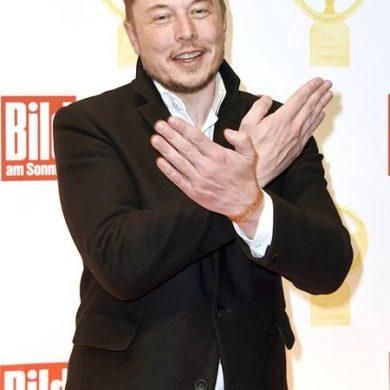 Илон Маск запускает беспилотное такси