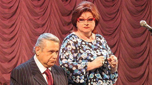 Петросян продолжает тратить миллионы на Степаненко