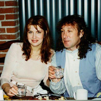 Владимир Кузьмин женился в 4-ый раз