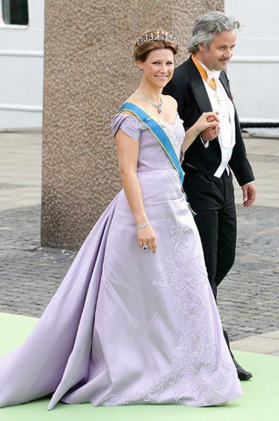 Норвежская принцесса Марта Луиза влюбилась в американского Шамана