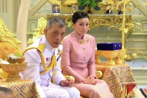 Тайский король Маха Вачиралонгкорн взял в жены начальницу своей охраны