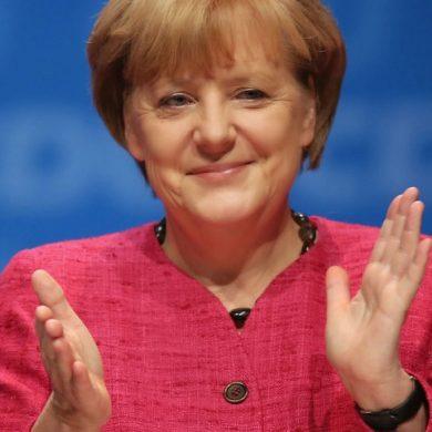 Ангела Меркель выразила симпатию Зеленскому и Украине