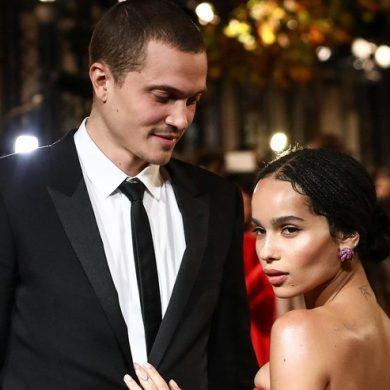 Зои Кравиц вышла замуж - лучшие образы звезды