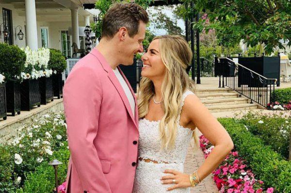 """""""Пусть в твои окна смотрит беспечный розовый вечер"""" - Бывший муж Меган Маркл женился. В розовом костюме"""