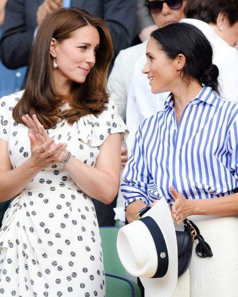 Анна Винтур мечтает увидеть герцогинь Кембриджскую и Сассекскую на Met Gala