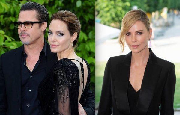 """Шарлиз Анджелине Джоли: """"Увы, ваш муж - не мой любовник"""""""