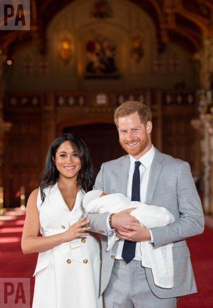 Меган и Гарри вернулись к своей королевской миссии
