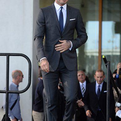 Дэвиду Бекхему сегодня 44 года! По мнению Роналду - он потеет одеколоном!