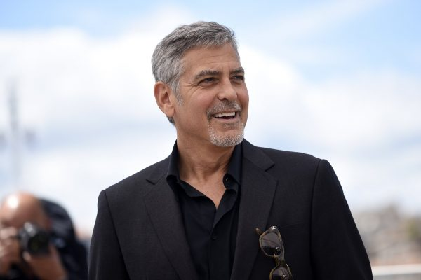 Джордж Клуни категорически не хочет становиться крестным сына Меган и Гарри