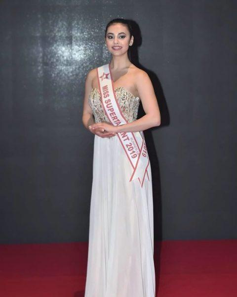 В Сеуле россиянку признали самой красивой и талантливой моделью мира
