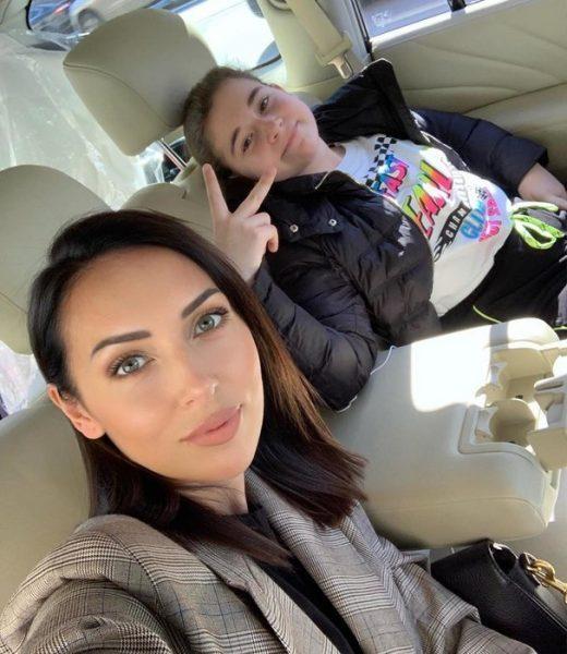 Микелла Абрамова обратилась к подписчикам