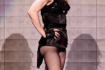 """Тель-Авив: """"Покойся с миром, карьера Мадонны"""""""