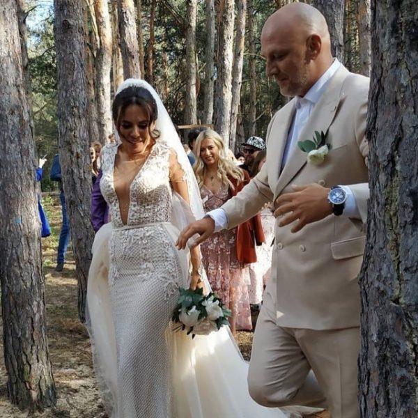 Самая романтическая свадьба недели: преображения Насти