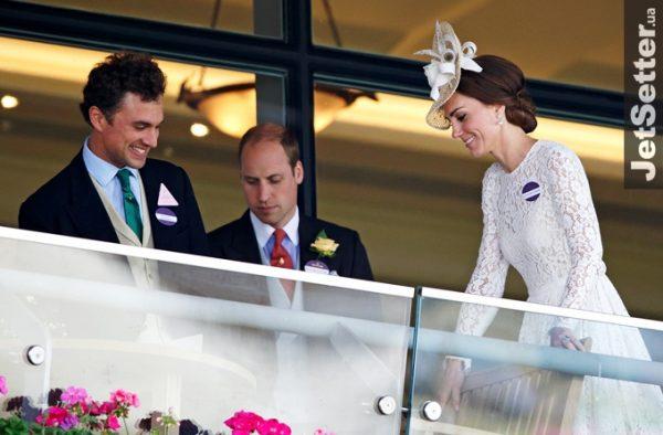 Принц Уильам второй раз будет шафером и на второй свадьбе друга