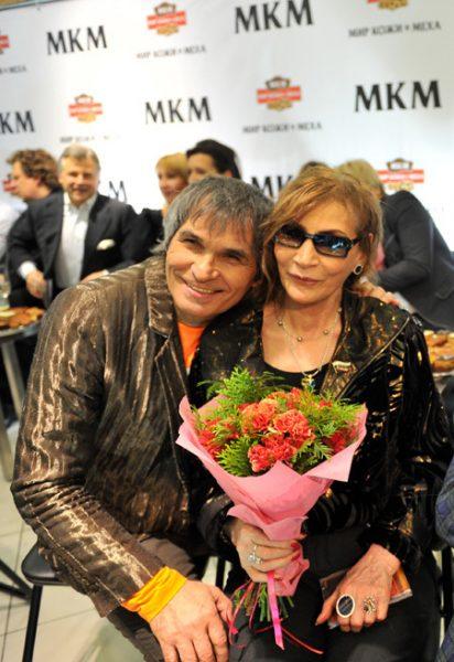 Джуна Давиташвили еще в прошлом веке советовала Алибасову беречь горло