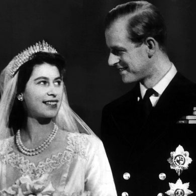 С днем рожденья, принц Филипп! Ему сегодня 98!