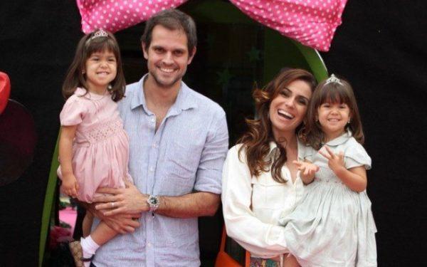 Гражданский брак Джованны Антонелли и две лапочки-дочки