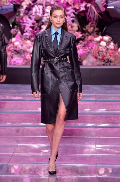 Показ Versace в Милане - новости от Ирины Шейк
