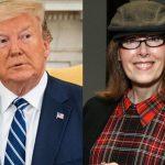 Трамп изнасиловал журналистку в примерочной