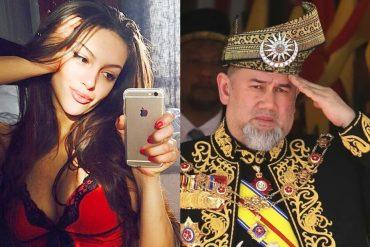 """Каким было знакомство Воеводиной и монарха Малайзии: """"Здрасте, я король Мухаммед. - Ха. А я королева Москвы"""""""