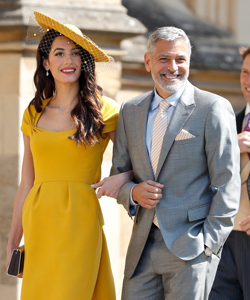 Лесной отдых Меган и Гарри на вилле Джорджа Клуни
