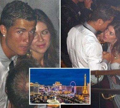 Дело Криштиану Роналду об изнасиловании закрыто, хотя хакеры и докопались до мельчайших подробностей той Лас-Вегасской ночи