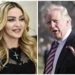 Мадонна приглашала Трампа на свидание?