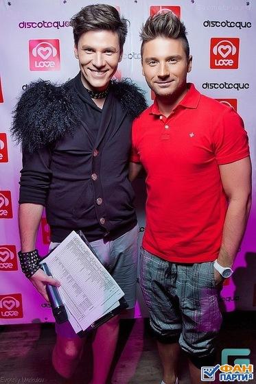 Слухи: Сергей Лазарев гей, а его любовник Алекс Малиновский переехал жить к нему