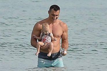 Отдых Владимира Кличко с семьей обернулся ночным пожаром на яхте