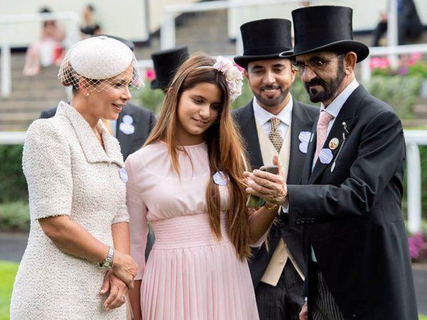 Ух ты! Умница - сбежала от эмира Дубая его жена. Прихватила с собой 31 млн евро!