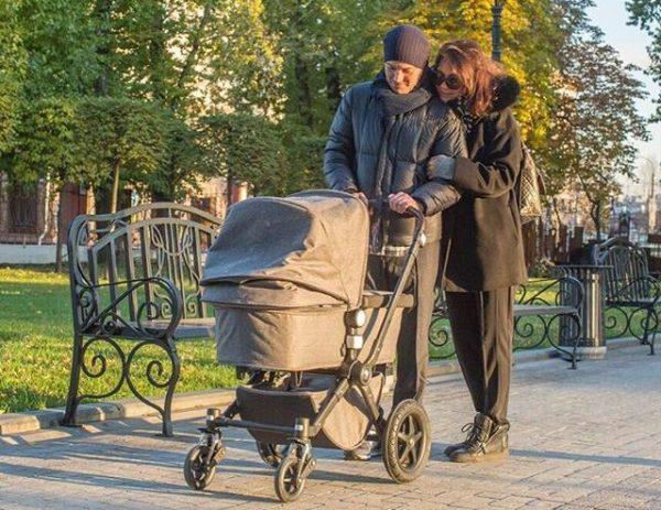 Екатерина Климова и Гела Месхи подали на развод