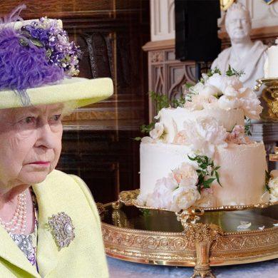 Каким образом королева выразила Меган свое особое расположение и какой торт ей придумала