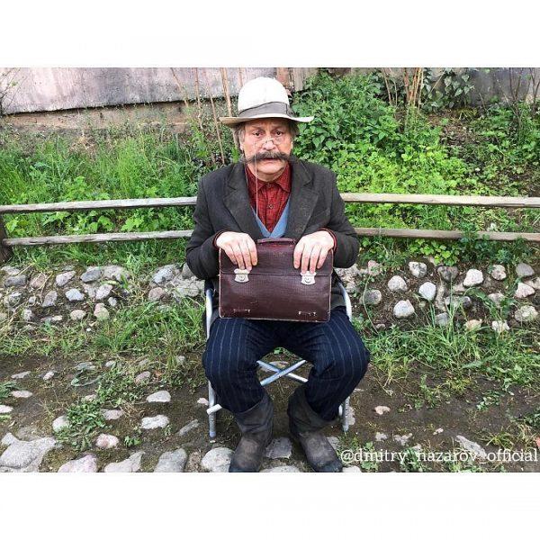 Ура! Дмитрий Нагиев снимется в роли Остапа Бендера!