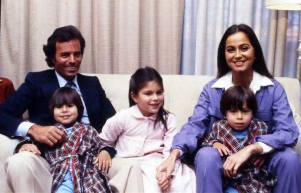 У Хулио Иглесиаса новый внебрачный сын