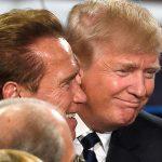 """Дональд Трамп: """"Умер наш Шварцнеггер. Нет его"""""""