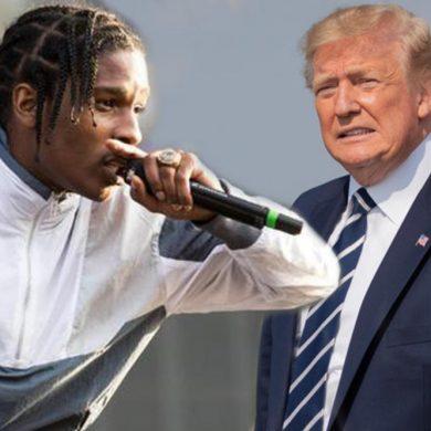 Почему даже Трамп не может освободить рэпера A$AP Rocky