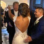 Девушка, у тебя жених рядом, не трогай больше Трампа