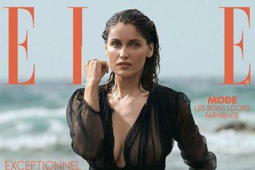 Летиция Каста во французском Elle