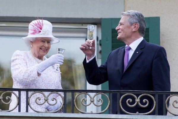 Если вы хотите стать поваром британской королевы - вакансия открыта