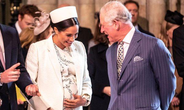 Какое прозвище придумал принц Чарльз для Меган